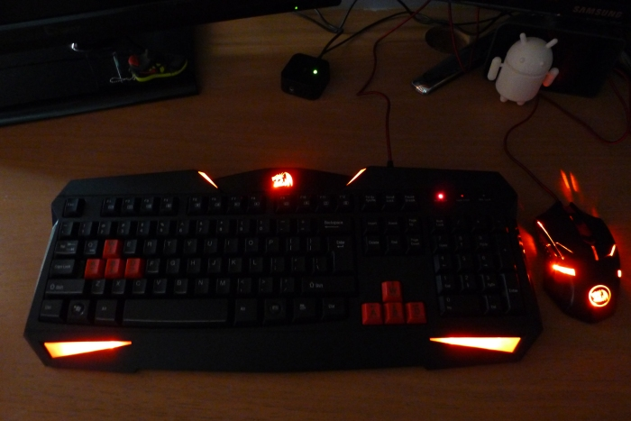 Bright LEDs!