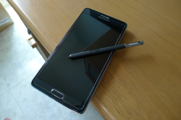 Note 4 with S-Pen