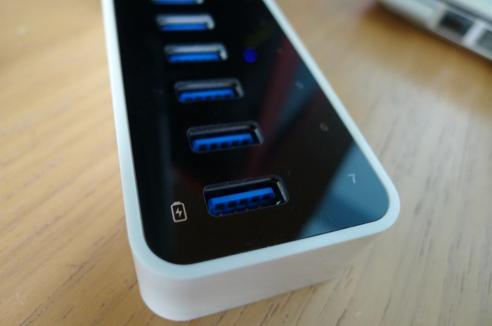 7th charging port